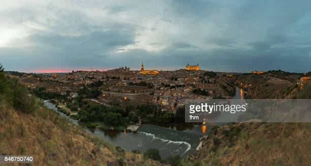 Toledo (Castile–La Mancha/ Spain) - Panorama