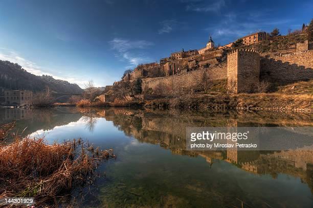 Toledo reflection
