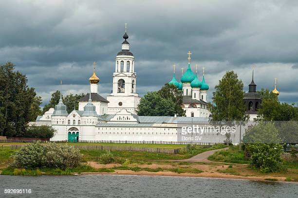 tolga monastery of the presentation of the virgin (founded 1314) - circa 14th century stock pictures, royalty-free photos & images