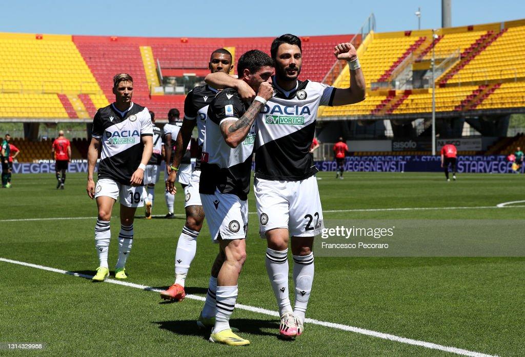 Benevento Calcio v Udinese Calcio - Serie A : News Photo