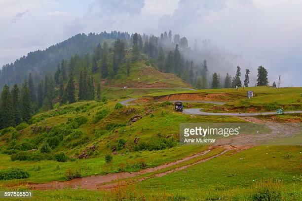 toli pir top, kashmir - kashmir valley stock photos and pictures
