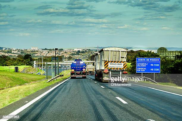 toll plaza - crmacedonio stock pictures, royalty-free photos & images