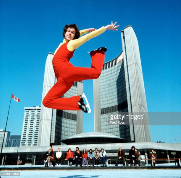 Toller Cranston's artistic style and vision was a gamechanger in figure skating