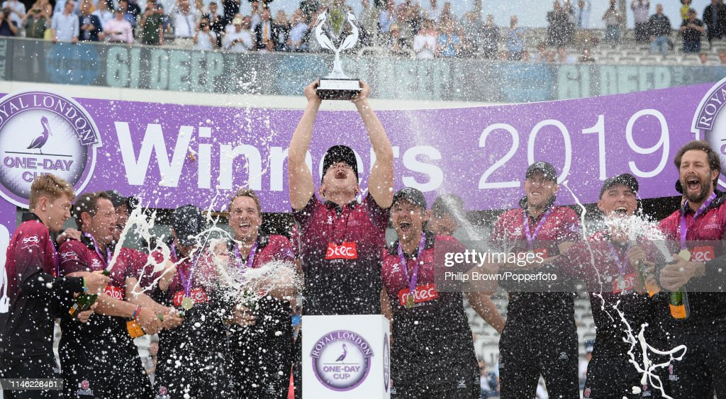 GBR: Somerset v Hampshire - Royal London One Day Cup Final