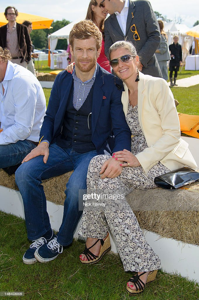 The Veuve Clicquot Gold Cup Final : News Photo