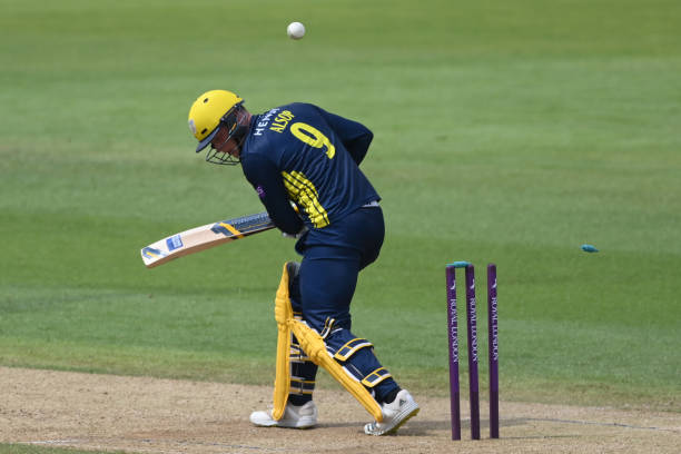 GBR: Hampshire v Sussex - Royal London Cup