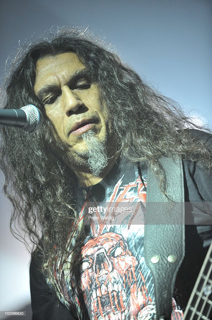 Slayer In Concert : News Photo