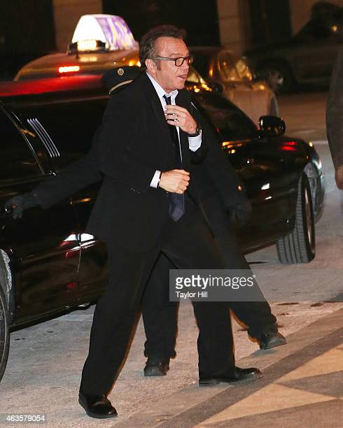 Tom Arnold attends the Saturday Night Live 40th Anniversary Celebration After Party at The Plaza Hotel on February 15 2015 in New York City