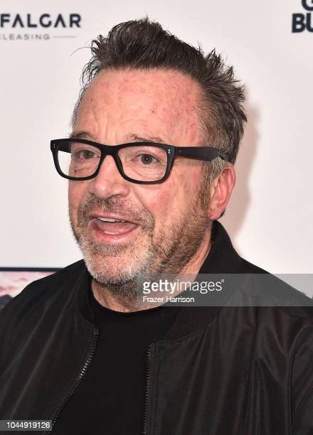 Tom Arnold attends Vision Films' 'Living In The Future's Past' at Ahrya Fine Arts Theater on October 2 2018 in Beverly Hills California