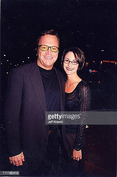 Tom Arnold during Fight Club Premiere in Los Angeles California United States