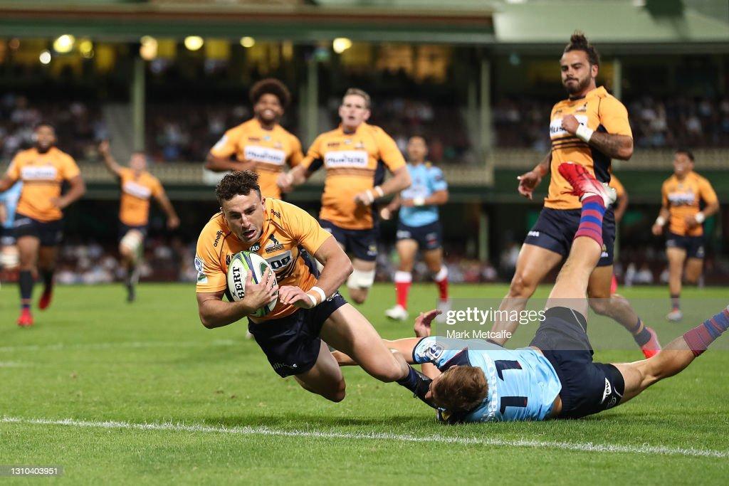 Super Rugby AU Rd 7 - Waratahs v Brumbies : News Photo