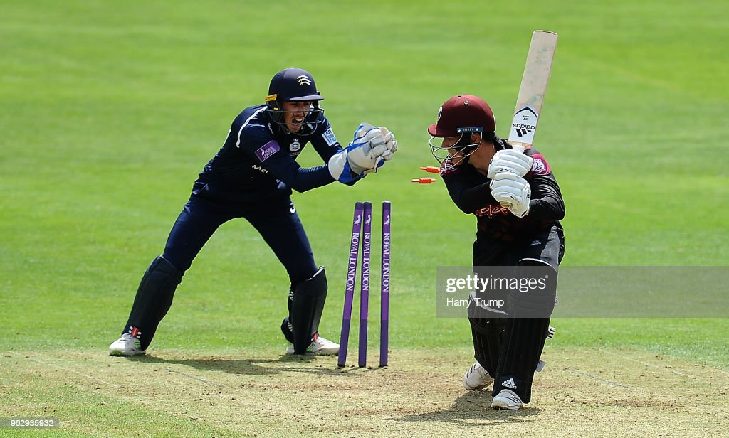 Somerset v Middlesex - Royal London One-Day Cup