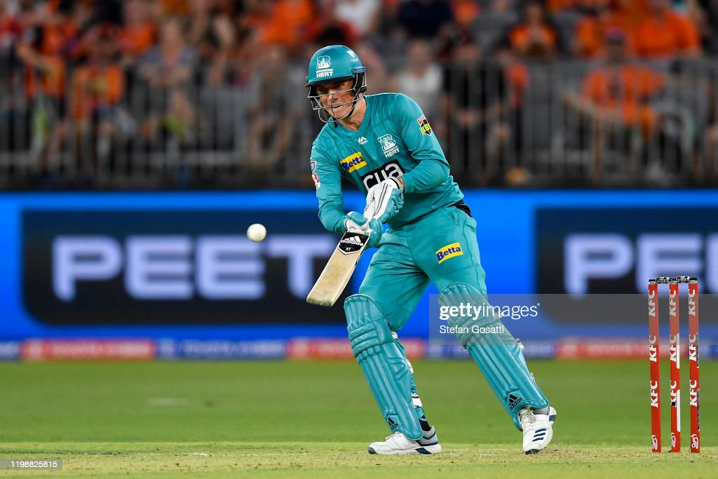 BBL - Perth Scorchers v Brisbane Heat : News Photo