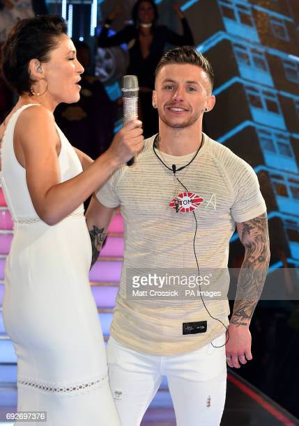 Tom Barber arriving at The Big Brother Launch 2017 at Elstree Studios in Borehamwood Hertfordshire PRESS ASSOCIATION Photo Picture date Monday June 5...