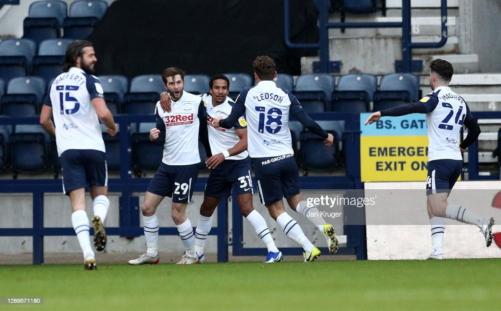 Preston North End v Wycombe Wanderers - Sky Bet Championship : News Photo