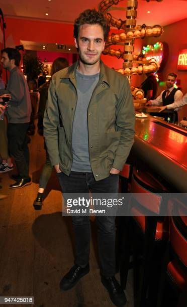 Tom Bateman attends a special preview screening of 'Beast' at the Ham Yard Hotel on April 16 2018 in London England