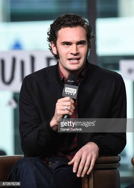Tom Bateman attends the Build Series to discuss the new film 'Murder on The Orient Express' at Build Studio on November 6 2017 in New York City