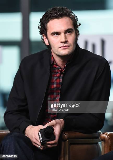 Tom Bateman attends the Build Series to discuss the new film 'Murder on The Orient Express' at Build Studio on November 6, 2017 in New York City.