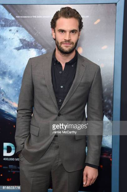 Tom Bateman attends the 'DUNKIRK' New York Premiere on July 18 2017 in New York City