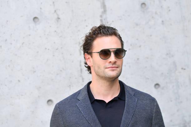 ITA: Emporio Armani - Front Row - Milan Men's Fashion Week Spring/Summer 2020