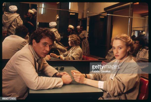 Tom Berenger and Eleonora Giorgi appear together in the 1982 Italian film, Oltre la Porta. Directed by Liliana Cavani, the film is also known in...