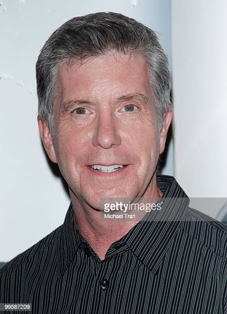 Tom Bergeron arrives to the Disney/ABC Television Group press junket held at the ABC Television Network Building on May 15 2010 in Burbank California