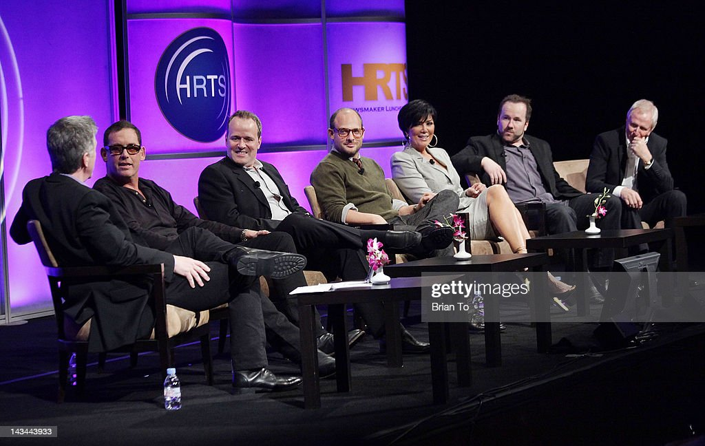 """The Hollywood Radio & Television Society Presents """"The Unscripted Hitmakers"""" : News Photo"""