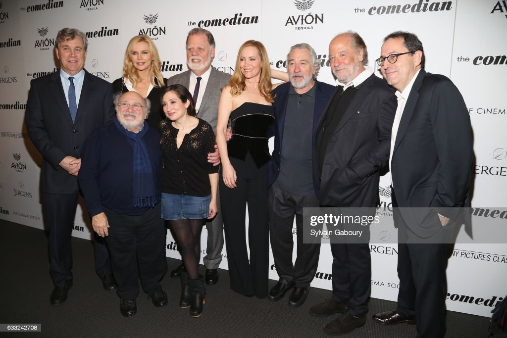 """The Cinema Society with Avion and Jergens Host a Screening of Sony Pictures Classics' """"The Comedian"""""""