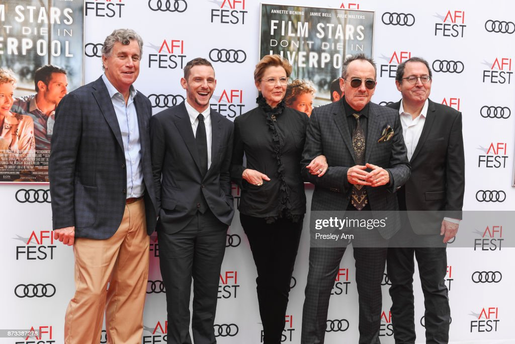 """AFI FEST 2017 Presented By Audi - Screening Of """"Film Stars Don't Die In Liverpool"""" - Arrivals"""