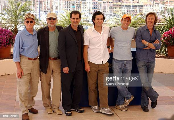 Tom Bliss, Richard P. Rubinstein, Ty Burrell, Eric Newman, Mark Abraham and Jake Weber