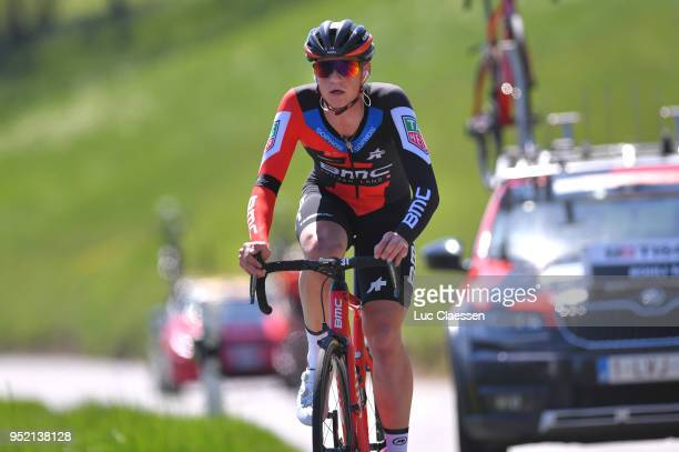 Tom Bohli of Swiss and Team BMC Racing Team / during the 72nd Tour de Romandie 2018 Stage 3 a 99km individual time trial stage from Ollon to Villars...