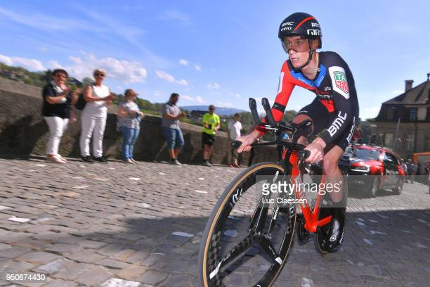 Tom Bohli of Switzerland and BMC Racing Team / during the 72nd Tour de Romandie 2018 Prologue a 4km individual time trial stage from Fribourg to...