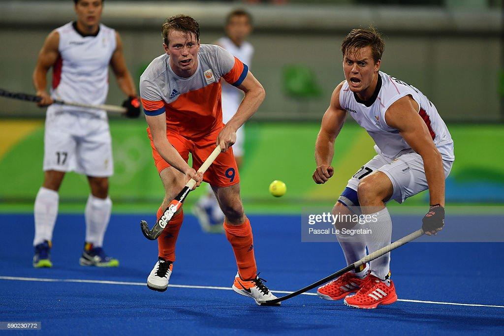 Hockey - Olympics: Day 11