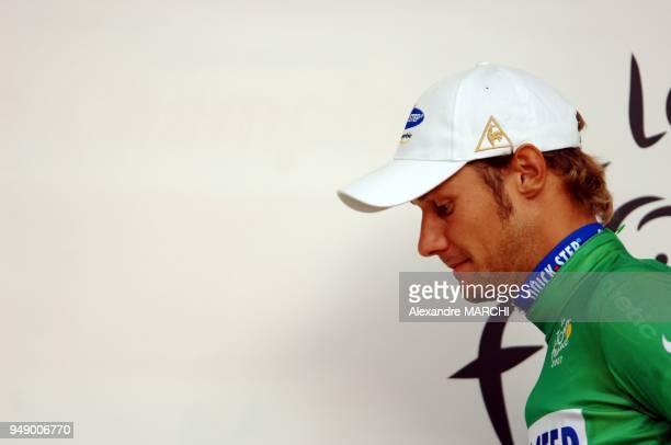 Tom Boonen maillot Vert