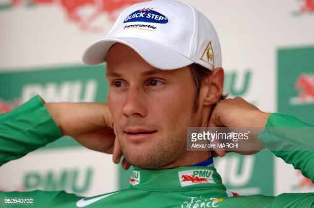 Tom Boonen mailoot Vert