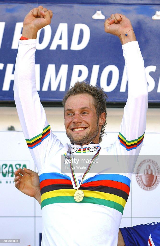Cycling 2005 - World Road Championships : Fotografia de notícias