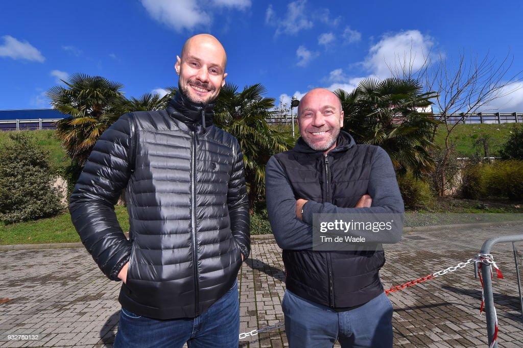 Team Quick-Step Floors Training Milan-San Remo 2018