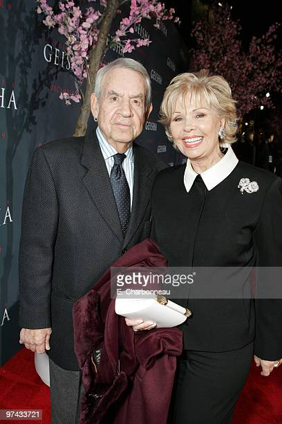 Tom Bosley and Patricia Carr
