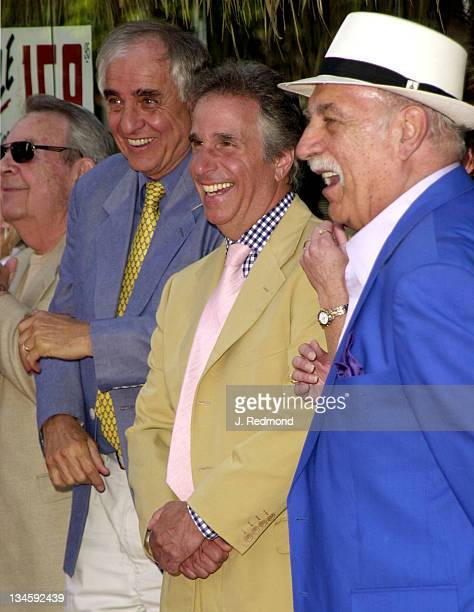 Tom Bosley Garry Marshall Henry Winkler and Paul Michael