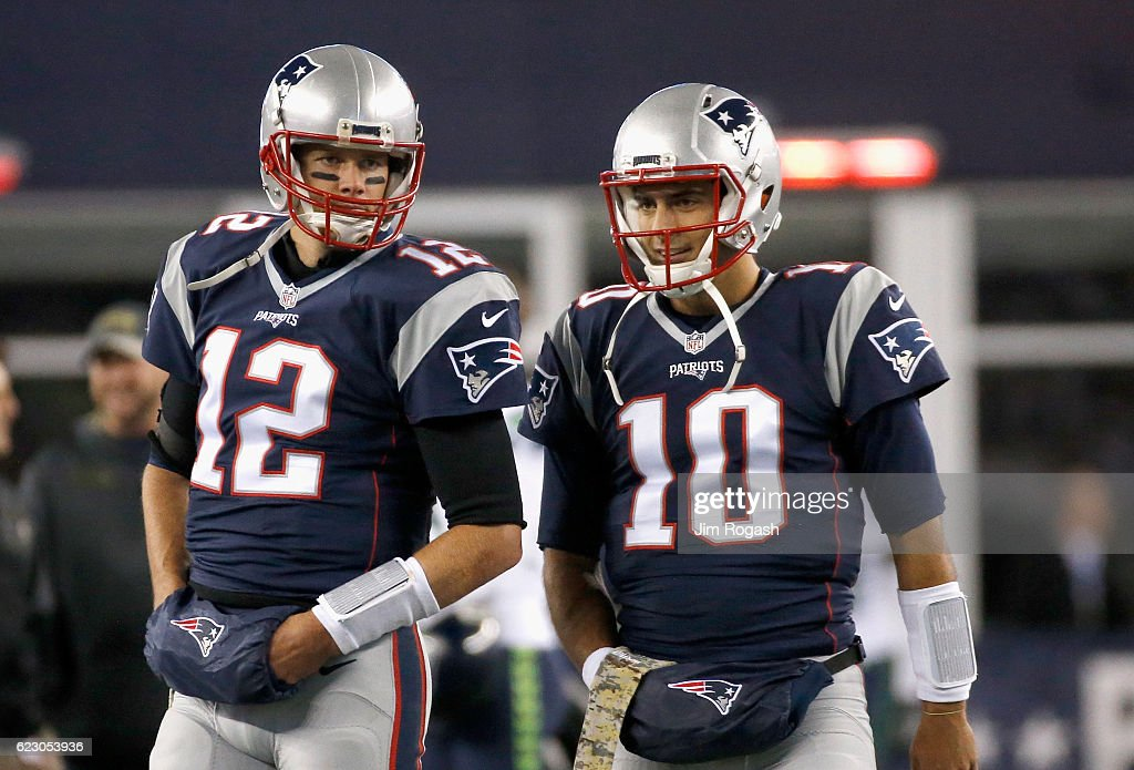 Seattle Seahawks v New England Patriots : News Photo