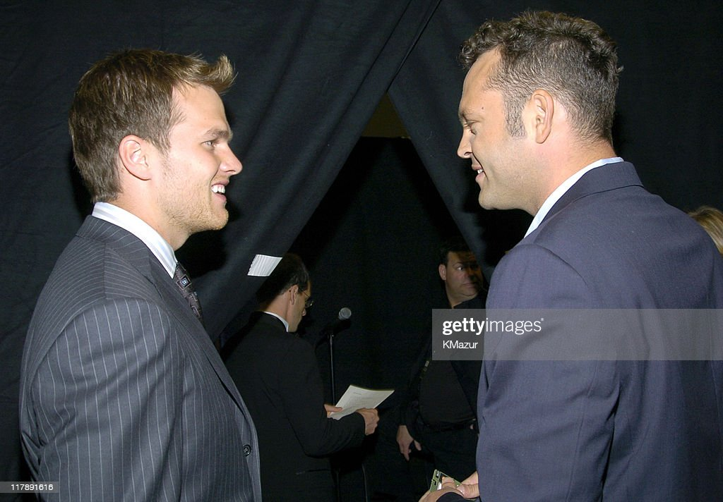 2004 ESPY Awards - Backstage and Audience : News Photo