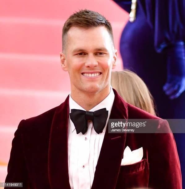 Tom Brady arrives to The 2019 Met Gala Celebrating Camp: Notes on Fashion at Metropolitan Museum of Art on May 6, 2019 in New York City.
