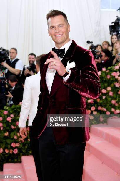 Tom Brady attends The 2019 Met Gala Celebrating Camp Notes on Fashion at Metropolitan Museum of Art on May 06 2019 in New York City