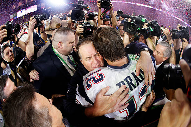 USA: Game Changers - Bill Belichick