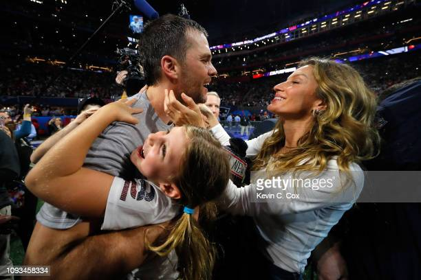 175 Tom Brady Wife Photos And Premium High Res Pictures Getty Images