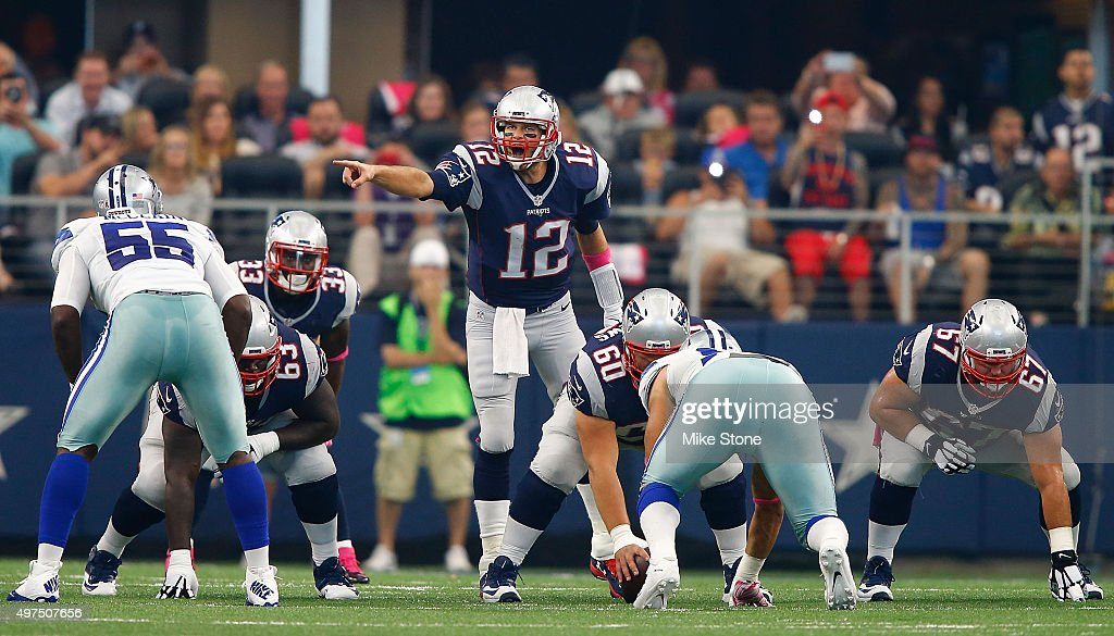 New England Patriots v Dallas Cowboys : News Photo