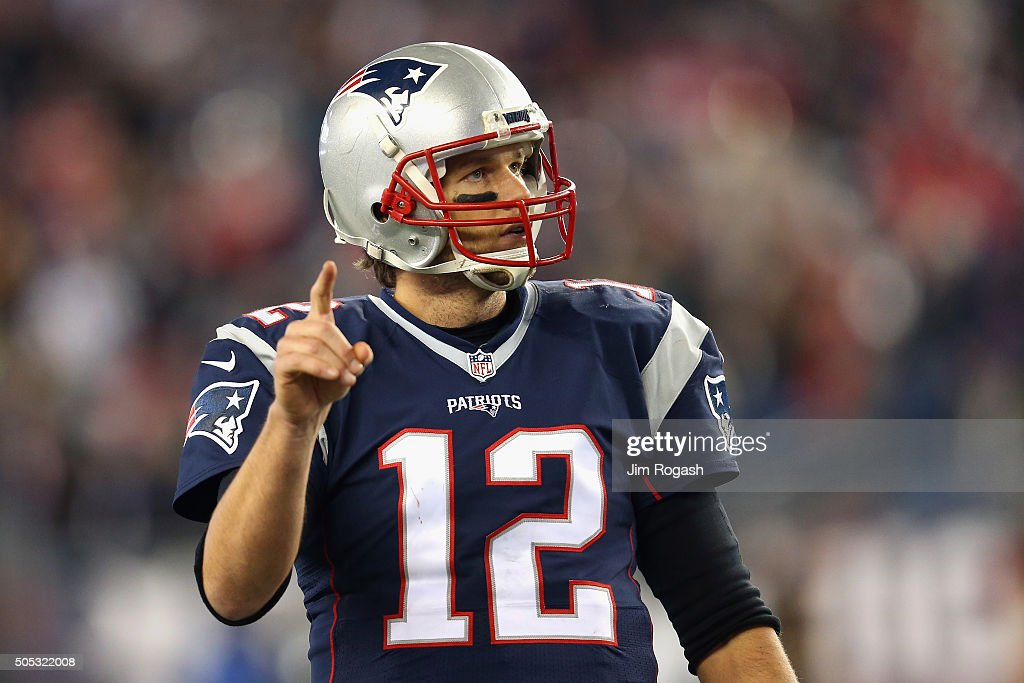 Divisional Round - Kansas City Chiefs v New England Patriots : News Photo