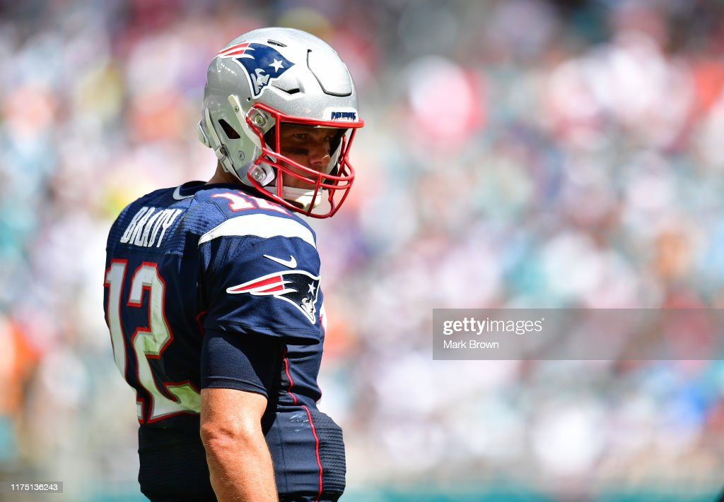 New England Patriots v Miami Dolphins : News Photo