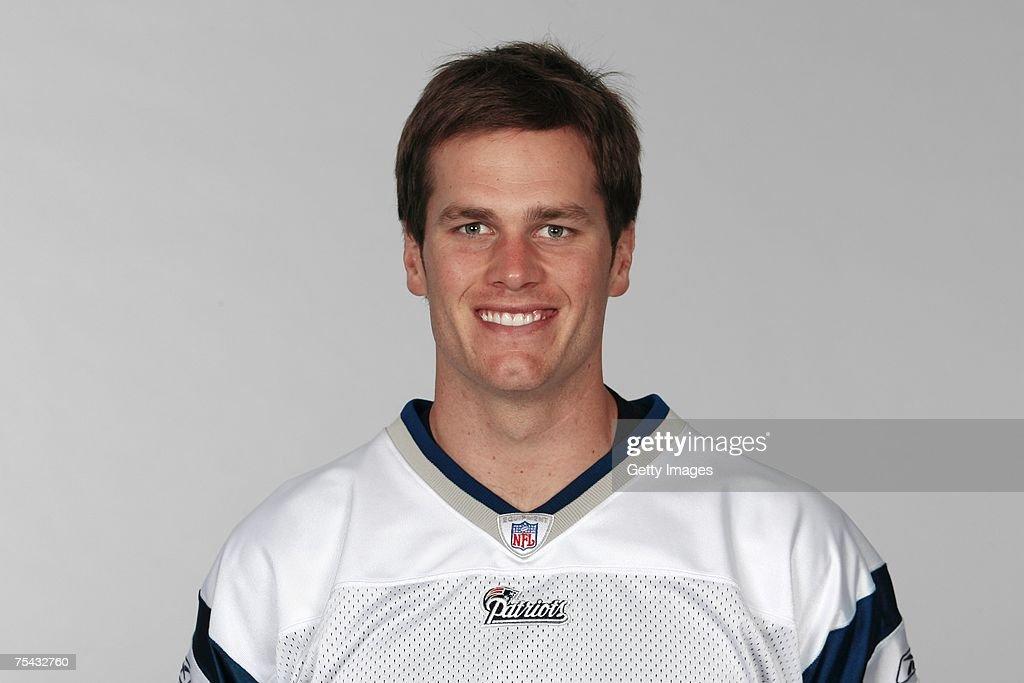 New England Patriots 2007 Headshots