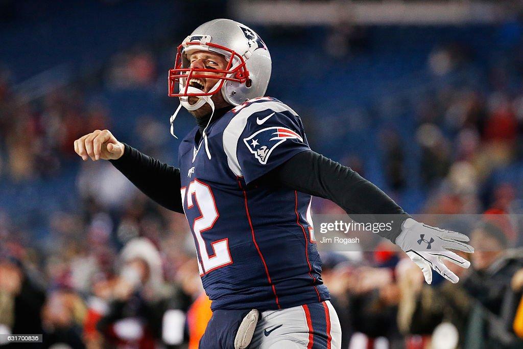 Divisional Round - Houston Texans v New England Patriots : News Photo